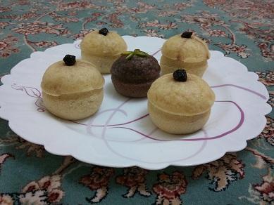 کیک فنجونی